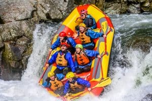 Rafting Rotorua Tauranga New Zealand