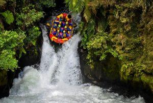 White Water Rafting Rotorua