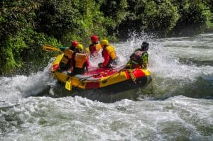 White Water Rafting Rangitaiki River
