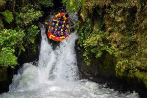 Kaituna Cascades 7m Tutea WaterFalls