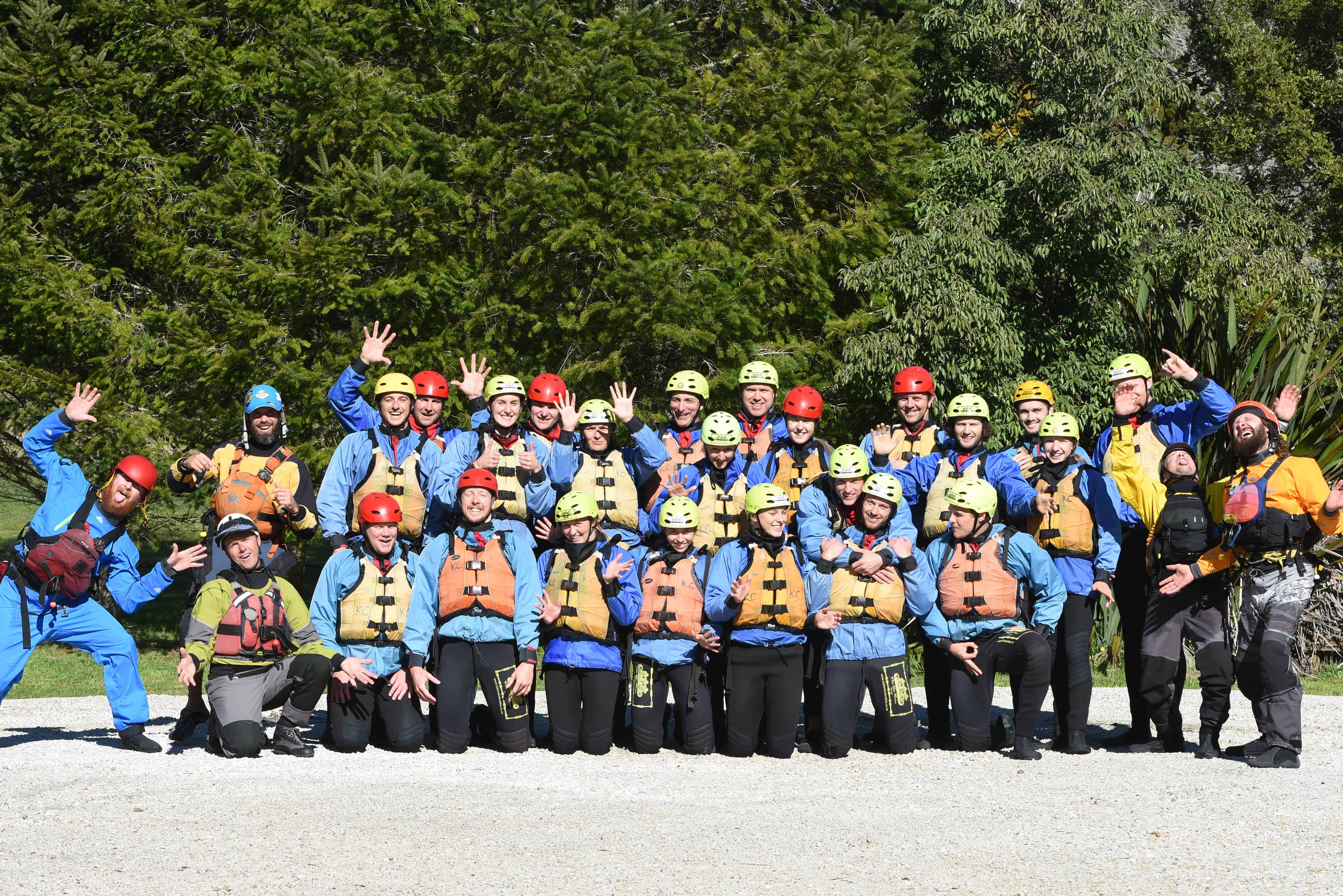 Group activities New Zealand