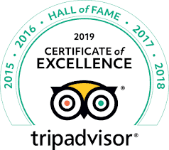 Trip advisor HOF white